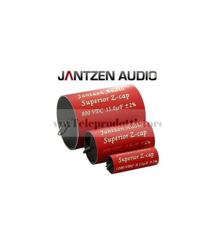 Z-Superior Cap Jantzen Audio 3.90µF- 800V 5% Assiale condensatore per crossover filtro HI-END