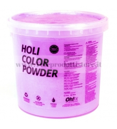 HOL5-VI Ohfx polvere holi party colorata viola atossica lavabile 5kg