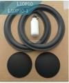 RCF KIT L10P10 L10P10-1 kit di riparazione Sospensione di ricambio per woofer in foam bordo cupola e colla