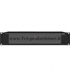 STA-1000D Monacor AMPLIFICATORE DIGITALE 1200W stereo 2x500 WRMS a 4OHM