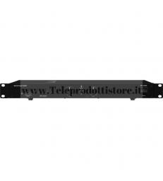 STA-200D Monacor AMPLIFICATORE 2 CH Amplificatore digitale stereo 2x125 W 4OHM