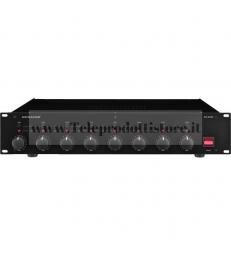 STA-850D Monacor AMPLIFICATORE DIGITALE a8 canali 8x50WRMS 4OHM