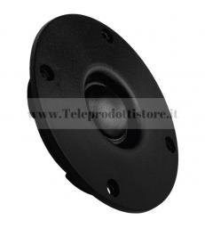 DT-107 Monacor Tweeter hi-fi cupola Tessuto 130 W 8 Ohm 25mm DT107 DT 107