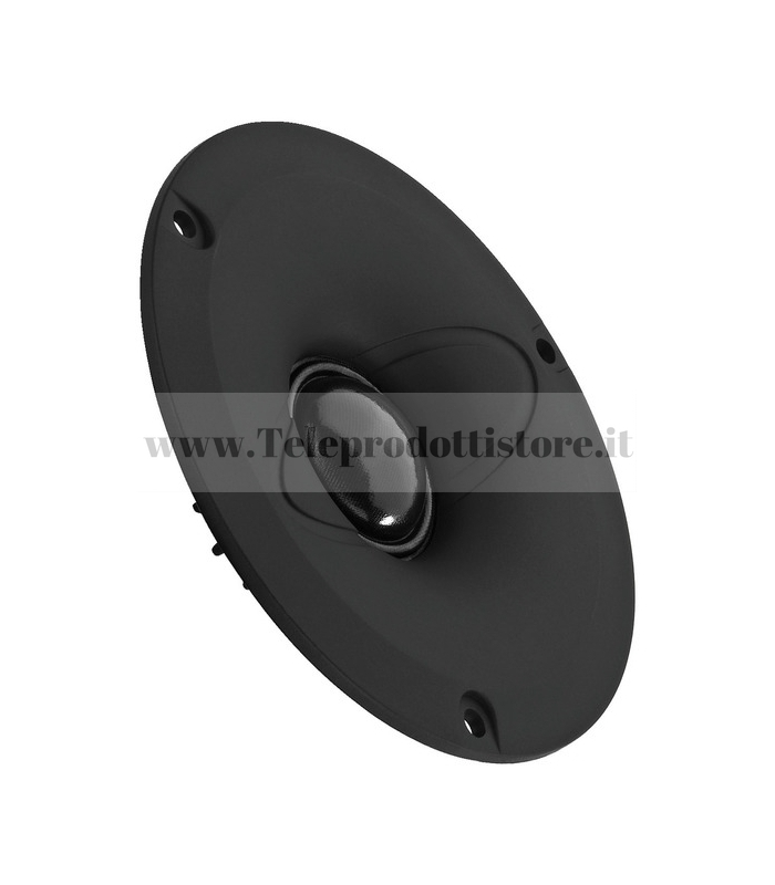 DT-140 Monacor Tweeter hifi cupola Seta 80 W 4 Ohm 25mm DT140