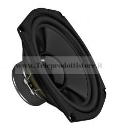 "SPM-205/4 Monacor Woofer midrange hifi 150W 4Ohm 8"" 200mm SPM205/4"