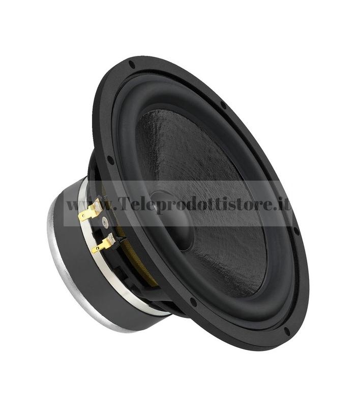 "SPH-175HQ Monacor Woofer hifi high quality 120 W 8 ? 6""3/4 165mm SPH175HQ"