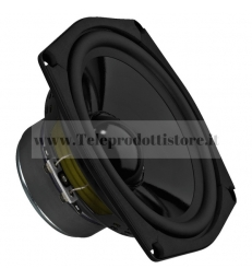 "SPM-165/8 Monacor Woofer midrange hifi 150W 8Ohm 6""1/2 165mm SP165/8 SP 165 /8"