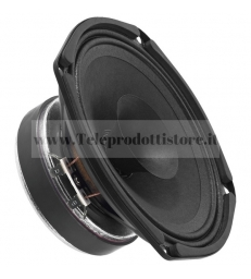 "SP-155X Monacor Altoparlante woofer a larga banda 50W 8Ohm 6"" 165mm SP155X"