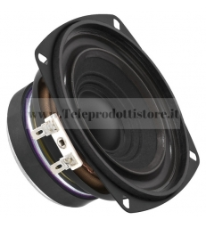 "SP-40 Monacor Altoparlante Universale 16W 8Ohm 4"" 100mm SP40 SP 40"