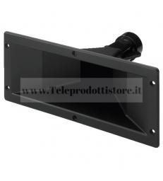 """MPT-151 Monacor Tromba per Driver a vite filettatura 1""""3/8 35mm MPT151"""