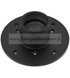 """MHA-25 Monacor vite adattatore flangia alluminio per driver tromba 1""""3/8 35mm MHA25"""
