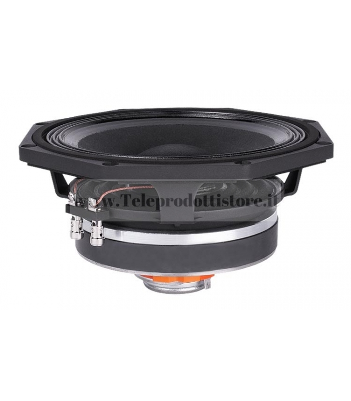 "8HX150 Woofer Coassiale LF 8"" - 250 W - 94 dB - 8 Ohm / HF 15 W - 104 dB - 8 Ohm"