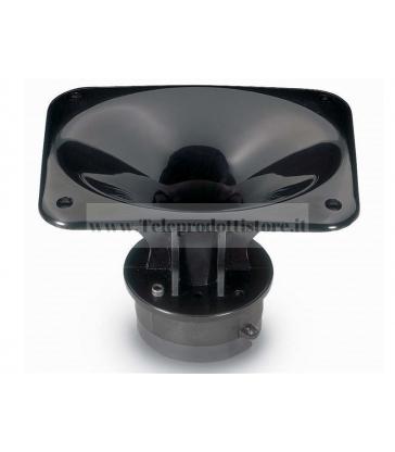 XD125 18 SOUND Driver Ferrite Driver HD125 assemblato su tromba XT120