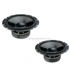 CW170 COPPIA WOOFER CIARE 6,5'' 165mm 4 ohm 90dB 150W Max CAR CW 170 CW-170
