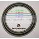 BRP080.1 Sospensione altoparlante woofer 80mm 8,0 cm bordo di ricambio in foam