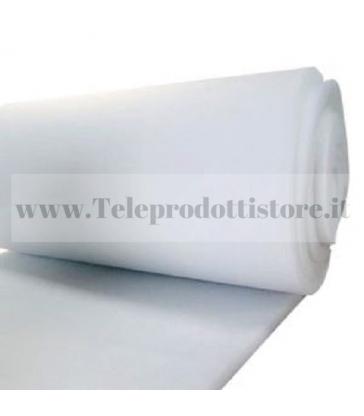 YAC827 Fonoassorbente perlon poliestere bianco per box diffusori acustici CIARE