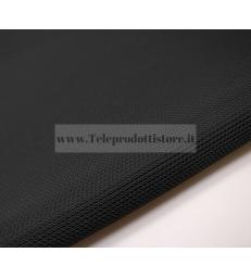 YAC820 Tela acustica nero rivestimento casse acustiche fonotrasparente