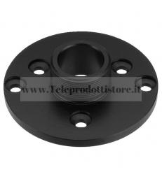 YBR706 Ciare flangia adattatore 1″ alluminio colore nero driver tromba YBR-706