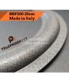 """BRP200 Sospensione di ricambio per woofer midrange in foam bordo 200 mm. 20 cm. 8"""""""