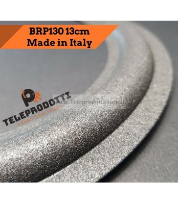 BRP130 Sospensione di ricambio per woofer midrange in foam bordo 130 mm. 13 cm.