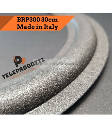 BRP300 Sospensione altoparlante woofer 300 mm. 30 cm. bordo di ricambio in foam