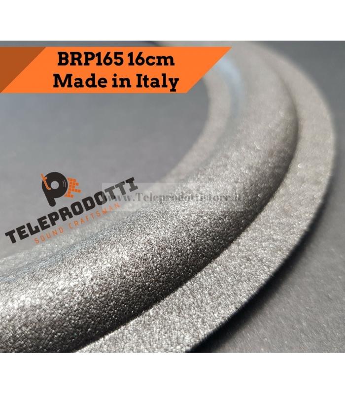 BRP165 Sospensione altoparlante woofer 165 mm 16,5 cm bordo di ricambio in foam