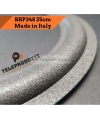 """BRP248 Sospensione di ricambio per woofer midrange in foam bordo 248 mm. 24.8 cm. 10"""""""