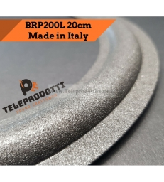 BRP200L Sospensione di ricambio per woofer midrange in foam bordo 200 mm. 20 cm. 8""