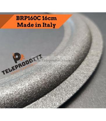 BRP160C Sospensione altoparlante woofer 160 mm. 16 cm bordo di ricambio in foam