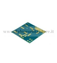 YCS001 Circuito stampato 2 vie CIARE per crossover filtri YCS 001 YCS-001PCB