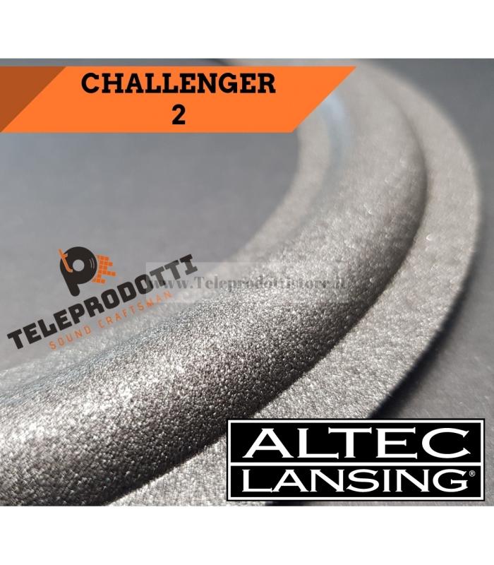 ALTEC LANSING CHALLENGER 2 SOSPENSIONE RICAMBIO 250 mm. WOOFER FOAM BORDO