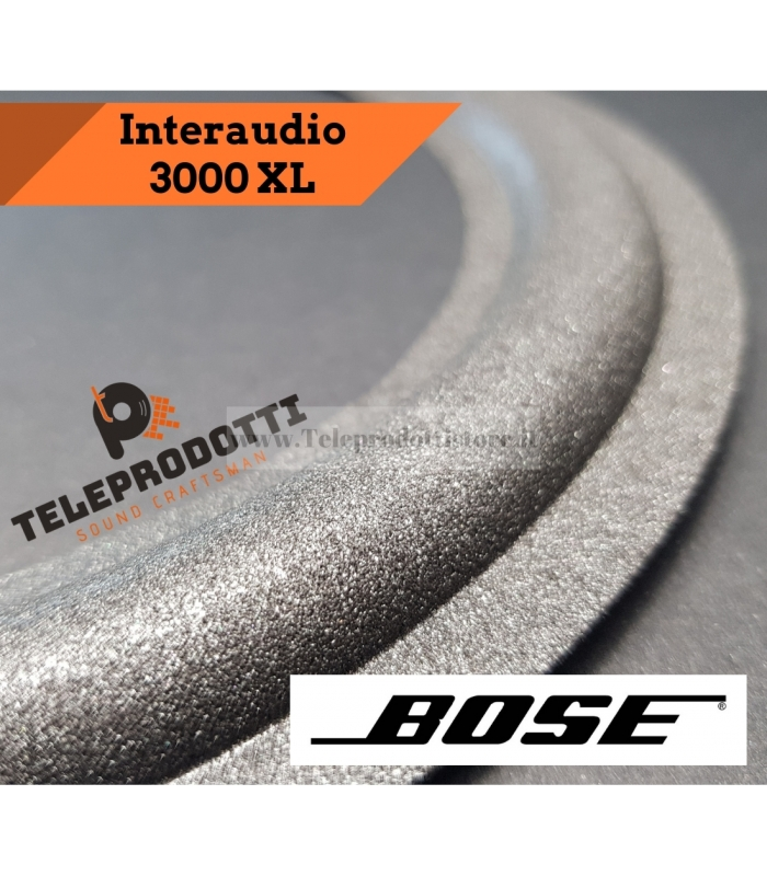 BOSE INTERAUDIO 3000 XL Sospensione di ricambio per woofer in foam bordo 3000 XL