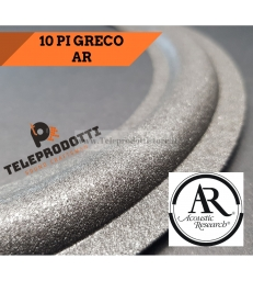 AR 10 PI GRECO Sospensione bordo di ricambio in foam per woofer Acoustic Reserch P