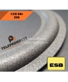 ESB CDX SB6 Sospensione di ricambio per woofer in foam bordo 20 cm. CDX-SB6 SB 6