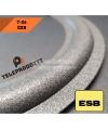 ESB 7-06 Sospensione di ricambio per woofer in foam bordo 20 cm. 7 06 7/06 706