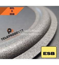 ESB 80LD Sospensione di ricambio per woofer in foam bordo 25 cm. 80 - LD 80-LD