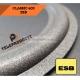 ESB CLASSIC 400 Sospensione di ricambio per midrange in foam bordo 100 mm. CLASSIC-400