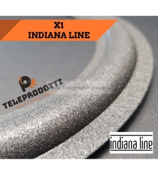 INDIANA LINE X1 Sospensione di ricambio per woofer in foam bordo Indiana line 20 cm. 8""