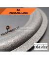 Indiana Line X1 Sospensione di ricambio in foam bordo woofer Indianaline