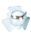 4112 Angolare paraspigolo in metallo sferico per flight case flyghtcase