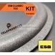 KIT di riparazione foam ESB CLASSIC 700 sospensioni altoparlanti woofer midrange e colla
