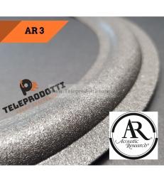 AR 3 Sospensione bordo di ricambio in foam specifico per altoparlante woofer AR Acoustic Reserch