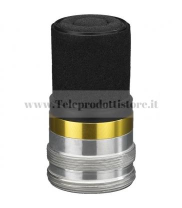 MD-821HT MONACOR Capsula microfonica dinamica ricambio microfono a cardioide TXS