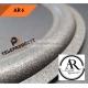 AR 6 Sospensione bordo di ricambio in foam woofer altoparlante per Acoustic Reserch 6