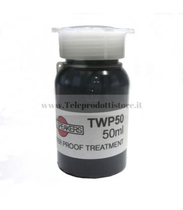 TWP50 b&c speakers trattamento vernice impermeabilizzante per coni altoparlanti woofer midrange impregnante