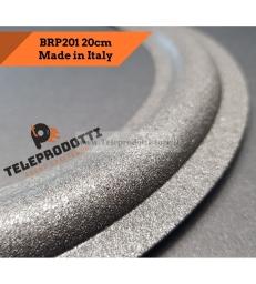 """BRP201 Sospensione di ricambio per woofer midrange in foam bordo 200 mm. 20 cm. 8"""""""