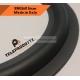 BRG160 Sospensione woofer altoparlante 160 mm. 16 cm. bordo di ricambio in gomma
