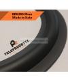 """BRG250 Sospensione woofer in gomma altoparlante 250 mm. 25 cm. bordo di ricambio 10"""""""