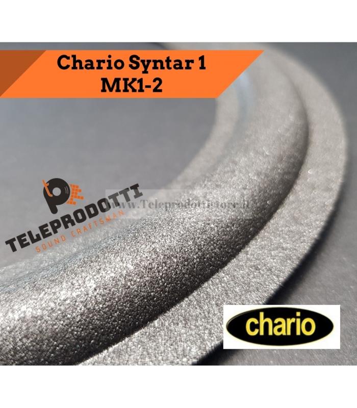 CHARIO SYNTAR 1 Sospensione di ricambio per woofer in foam bordo MK2 MK1 17 cm.