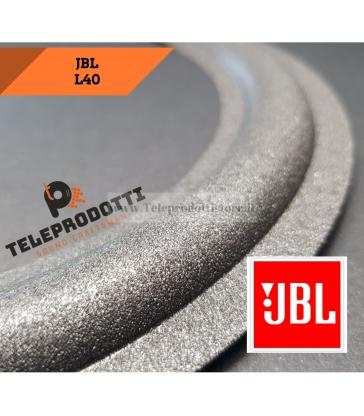 JBL L40 Sospensione bordo di ricambio in foam specifico per woofer 127A L 40